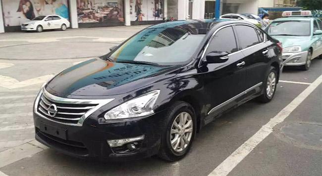 轿车—东风日产
